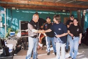 Kick off Run 2006